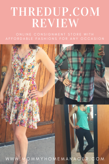 [ad] thredUP.com is a great source for affordable, gently used clothes for any occasion. Check out my review and get a 30% off code. #secondhandfirst #deals #fashion #momstyle #thredup