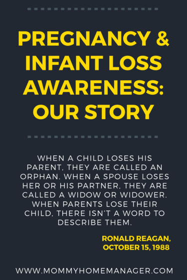 Did you know that 15-20% of pregnancies end in miscarriage? October is pregnancy and infant loss awareness month, and it's time to tell our stories. #pregnancyloss #infantloss #miscarriage