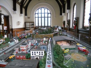 Holiday Model Train Exhibit at Baron Arts Center (Woodbridge, NJ) @ Baron Arts Center | Woodbridge Township | New Jersey | United States