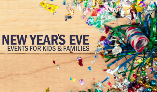 Kid Friendly New Year S Eve Festivities In Central Nj And Beyond