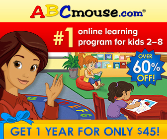 Limited Time Offer: ABC Mouse over 60% Off Labor Day Sale