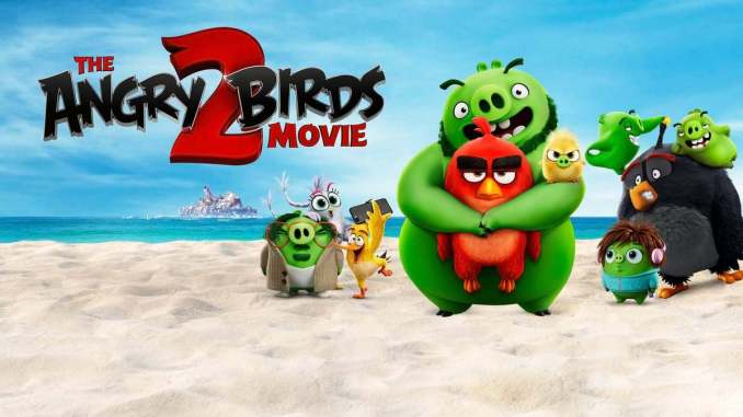 The Angry Birds 2 Movie - Discount Tickets -