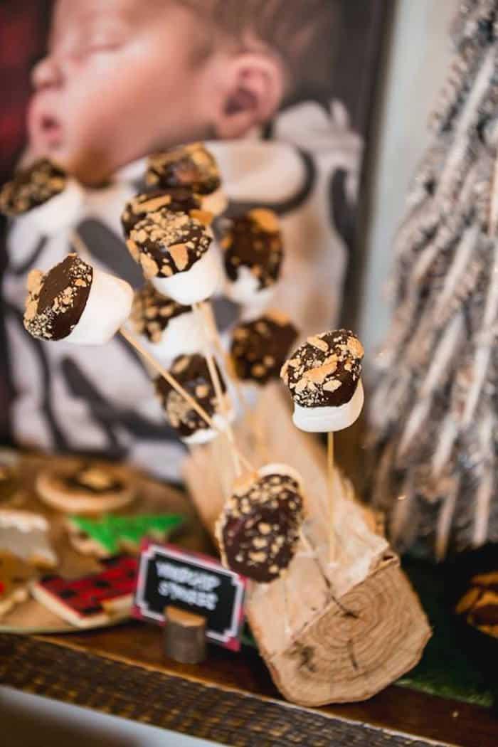 Lumberjack Birthday Party Food Ideas Mommyhooding