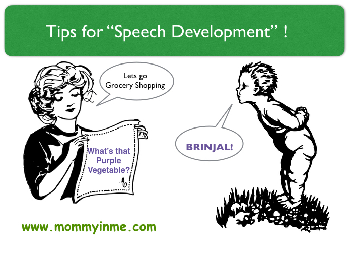 Speech Development in children