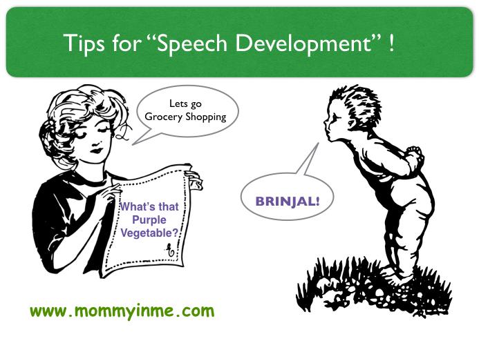 Speech Development in children