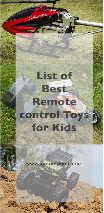 Best RC toys for kids