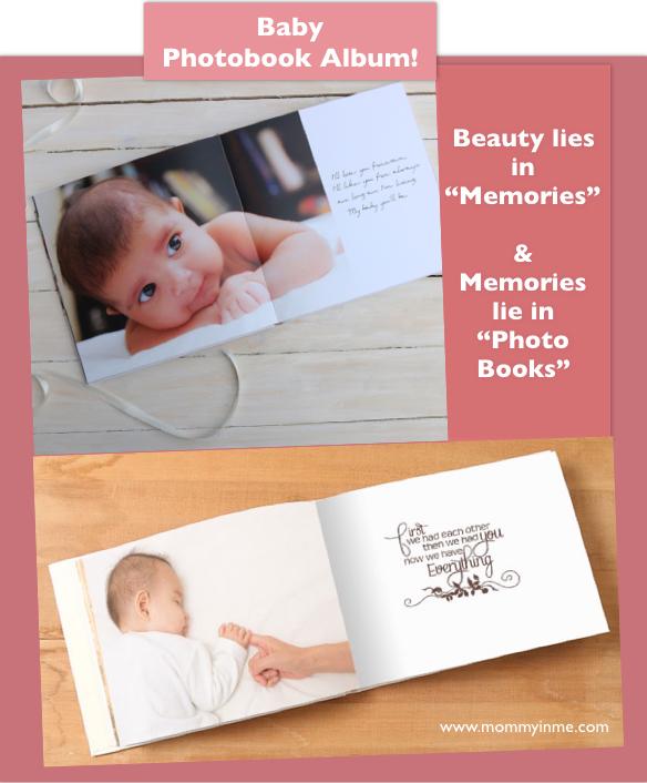 Photojaanic - Baby Photo book albums