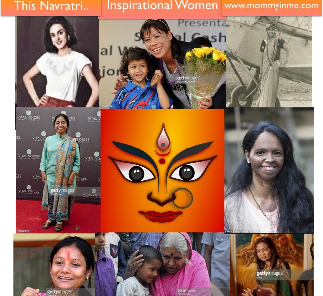 Navratri with 9 inspiring women in India