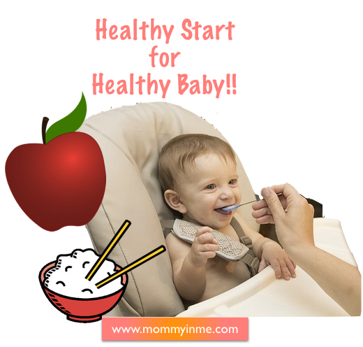 Baby Nutrition - Importance of Baby nutrition right from the beginning and why is Baby Staples an apt and complete food for growing babies