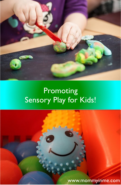 Sensory Play for kids
