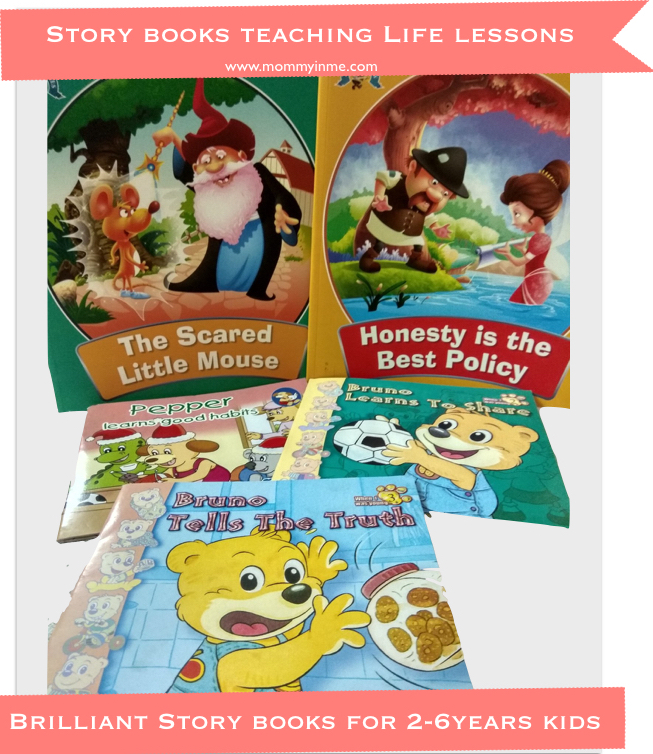 Best Story Books Teaching Moral Values For Preschool And