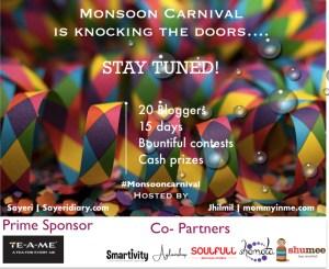 Monsoon carnival Image