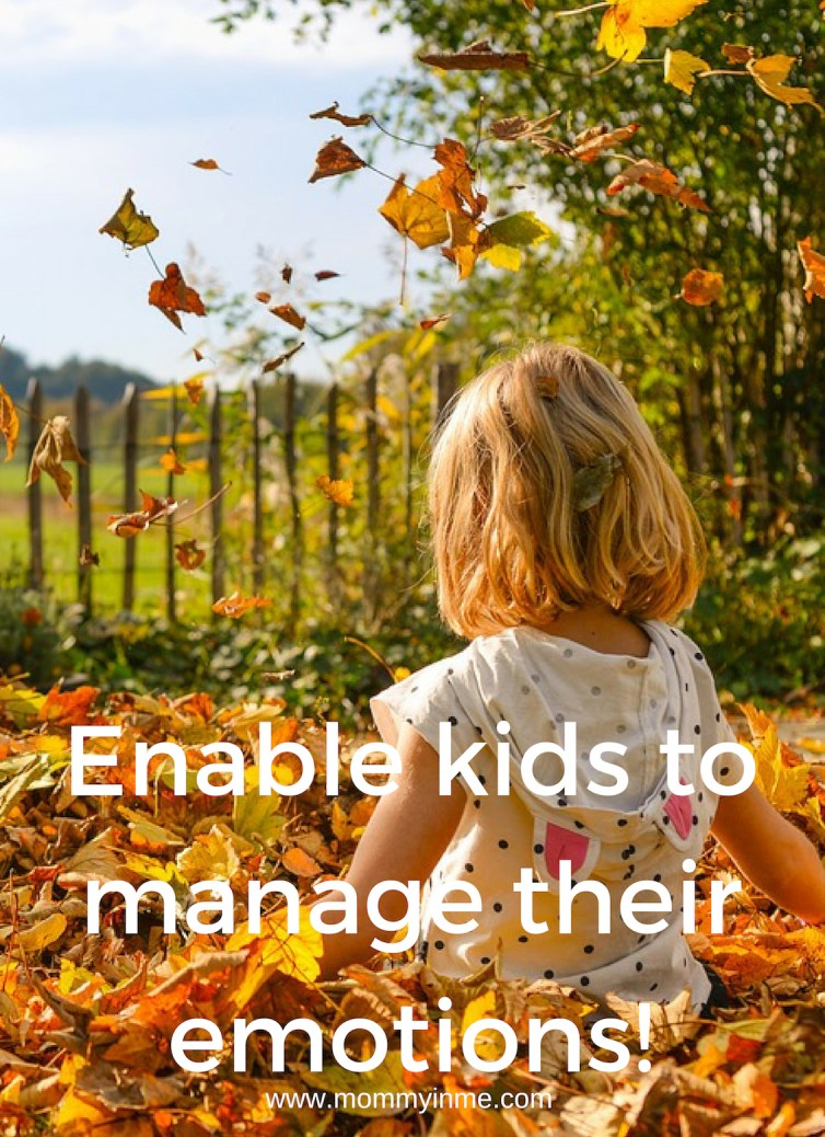 Fostering emotional development in children is about accepting the fact that they'll have difficult moments and you have to let them learn and grow from them. Read ways how to make kids Emotionally strong for their life. #EQ #Parenting #childdeveleopment #kids #emotionallystrong #resilience #strongkids
