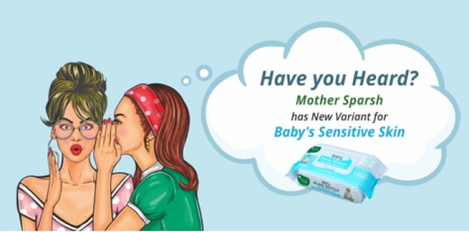 MotherSparsh has launched their new 99% water wipes with medical grade cloth. They are no longer unscented and have moisture lock lid too. have you experienced these brilliant baby wipes. #babywipes #unscentedwipes #waterwipes #bestwipes #MotherSparsh