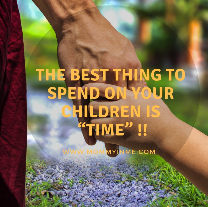 Are you really spending the right amount of time with your kids ? believe me, to have some quality time, spending good amount of time with kids is important. It ushers a new confidence and empathy in kids. Read more for parenting tips. #qualitytime #parenting #parentinghack #momguilt #kids #raisingchildren #raisingkids #mom #momgoals