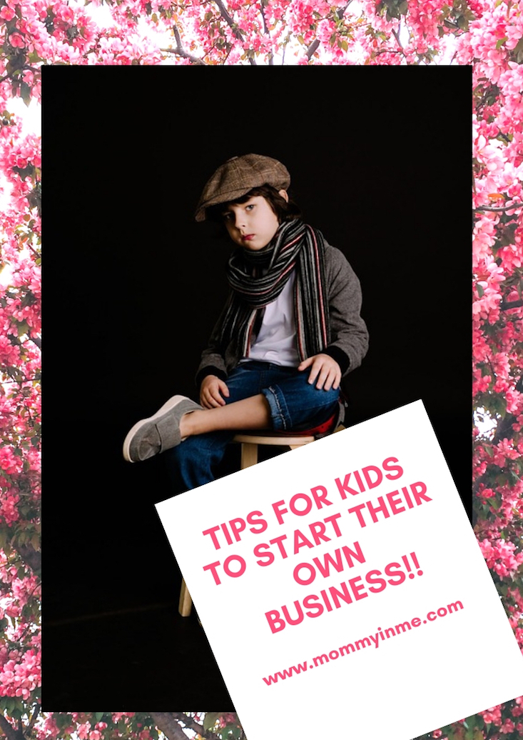 Little entrepreneurs are cheering all the way. Its time that kids have ample choices to open their business with the help of parents. You need to hone their interests , Parents. Read some interesting business ideas that kids can start. #businessideas #kids #parenting #nurturingkids #raisingkids #kidsbusiness