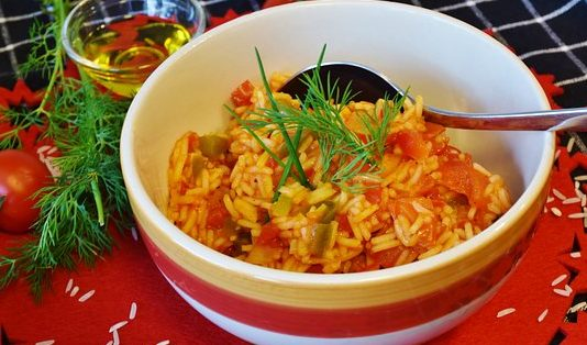 Healthy Rice Recipes for Kids