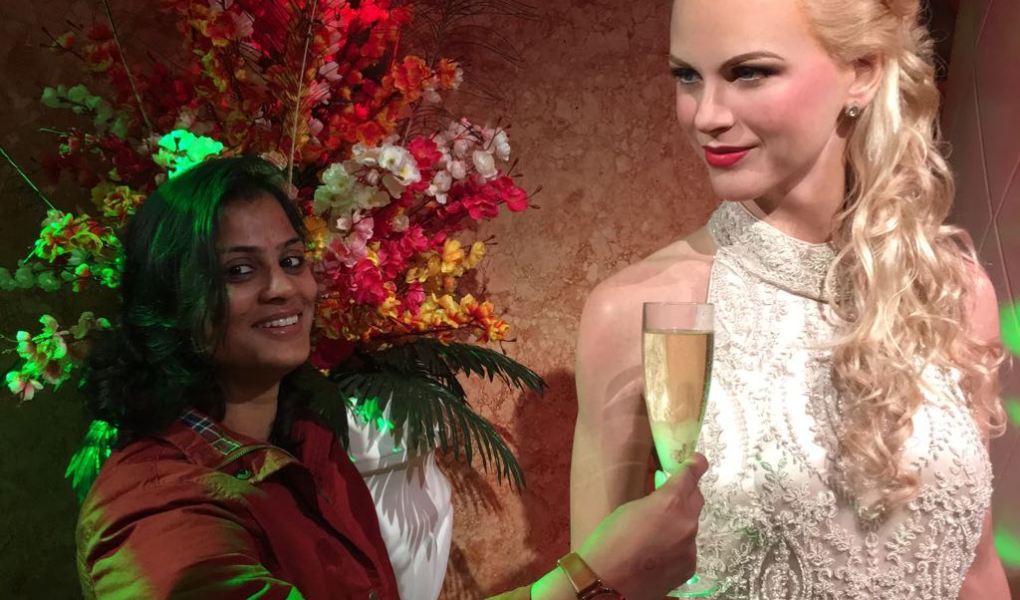 Ever been to Madame Tussauds Museum in Delhi? Well, that's Delhi's very own Wax Museum and if you haven't seen the one in London, then this is a must visit place in delhi #waxmuseum #MadameTussauds #delhi #sodelhi