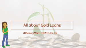 How can Gold loans help during Financial crisis?