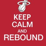 Keep Calm HEAT Fans…
