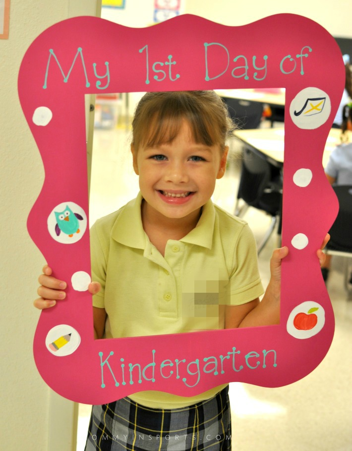 first day of school Lila
