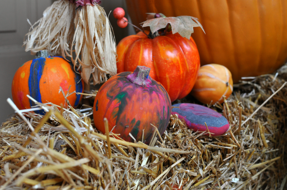 Easy Fall Decorations Porch