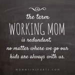The Single Worst Thing About Being a Working Mom