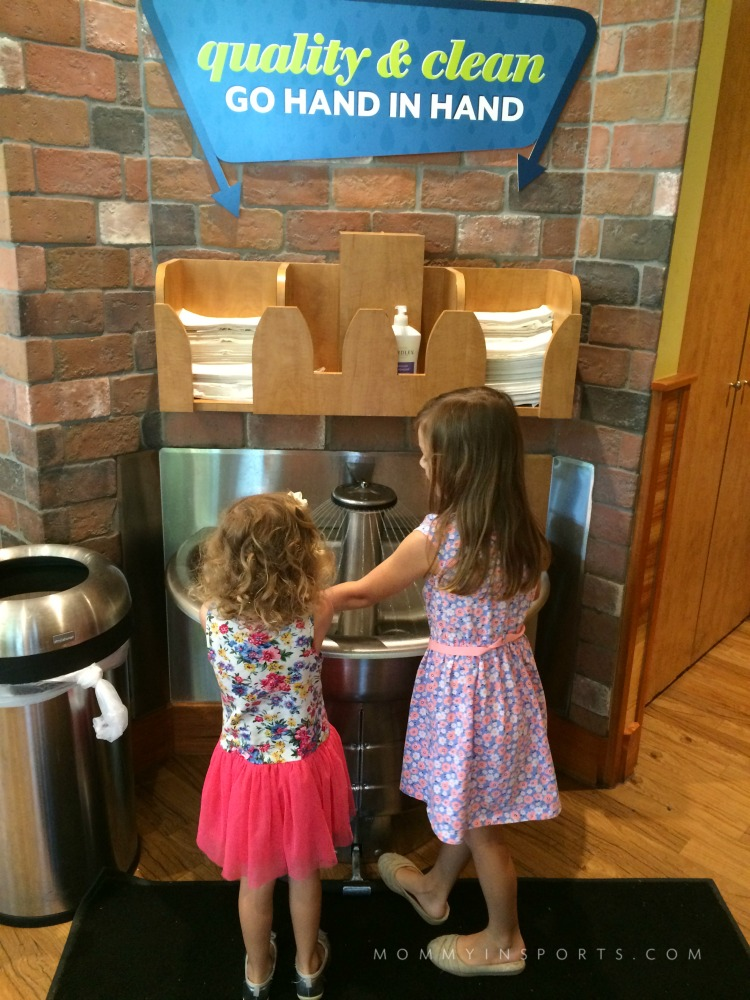 PDQ Hand Washing