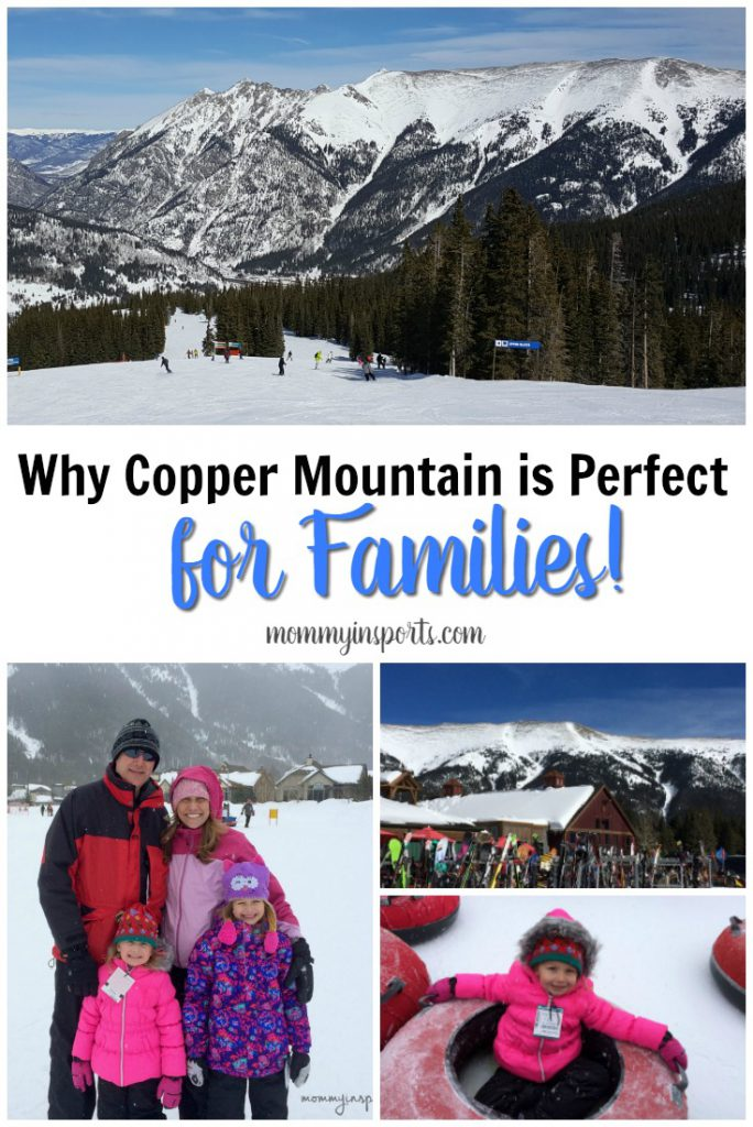 Looking for the perfect family-friendly ski resort? We love Copper Mountain, perfect for all ages when you travel!