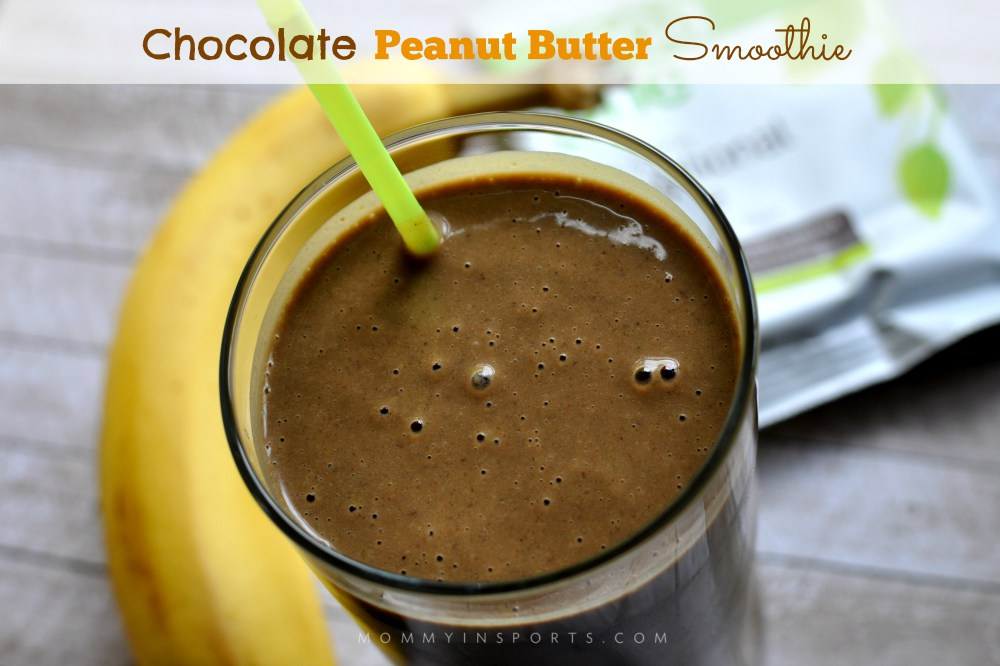 Chocolate-Peanut-Butter-Smoothie