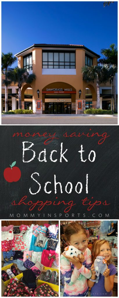 Money saving back to school shopping tips
