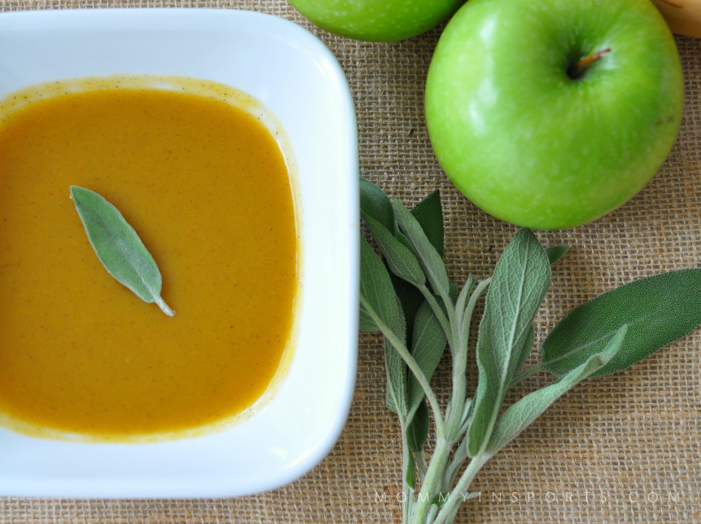 Perfect Paleo Butternut Squash Soup