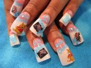 totally wild baby shower manicures