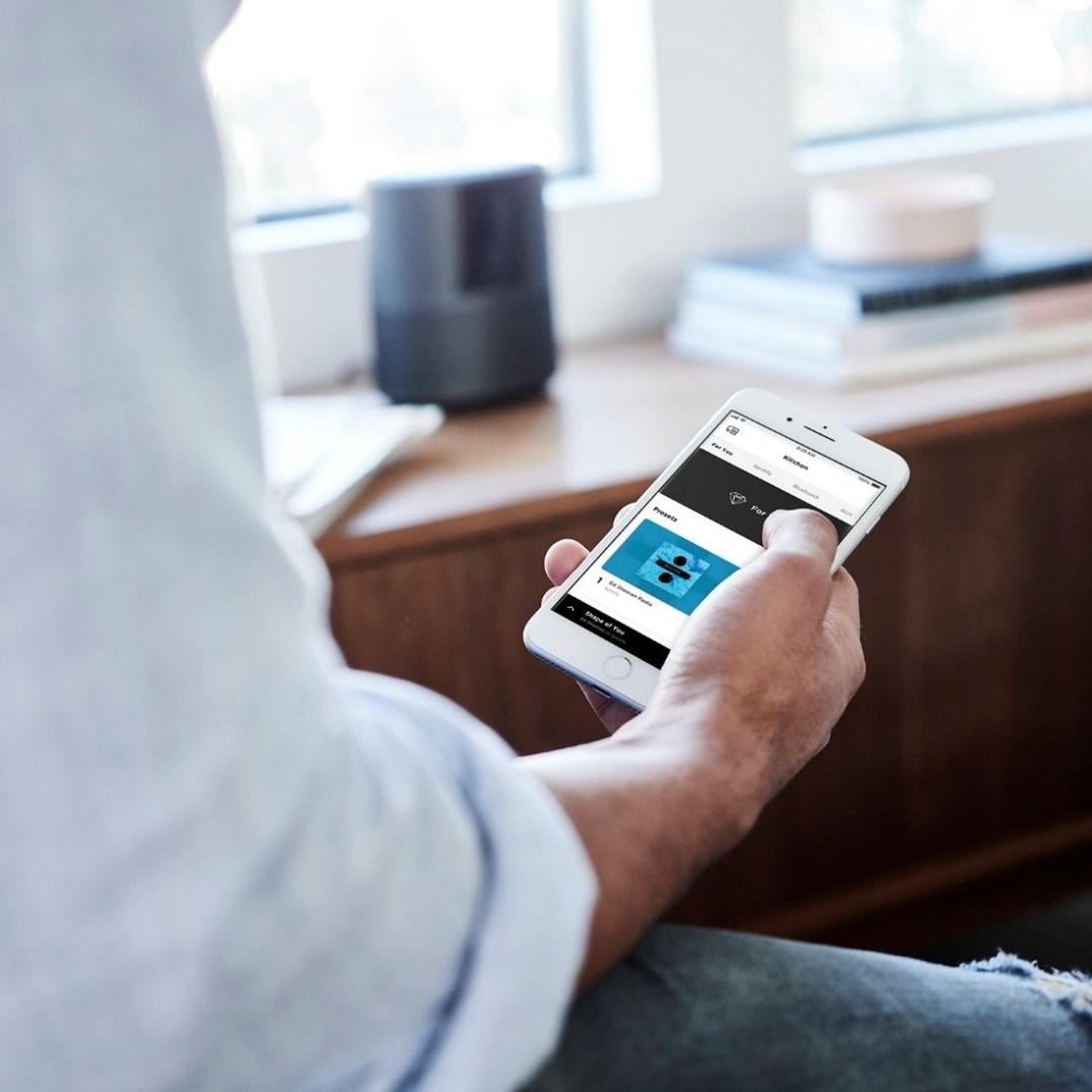Bose music app