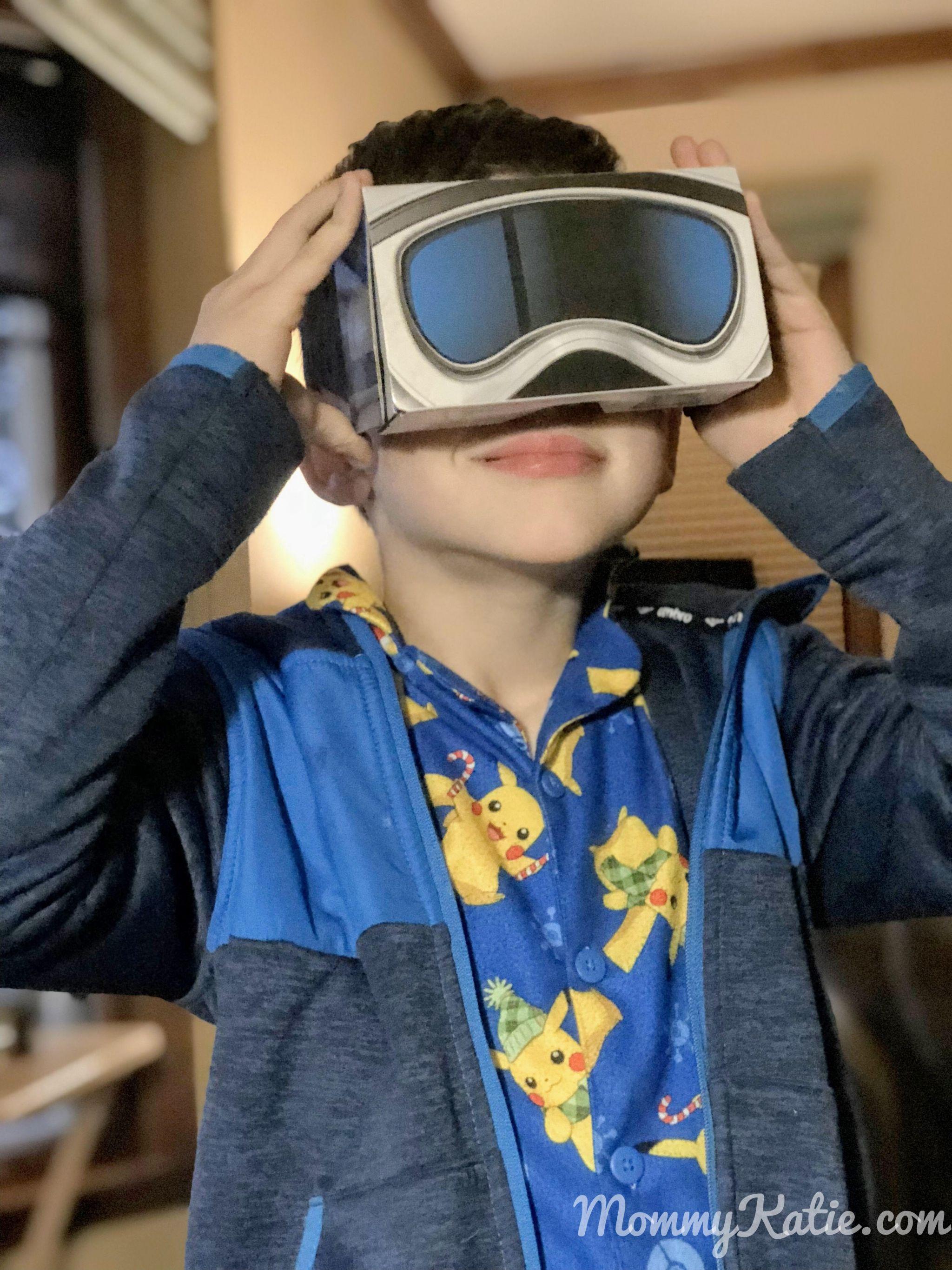 Virtual Reality Science
