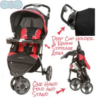 Review - The Eddie Bauer Travel System That Moves Your ...