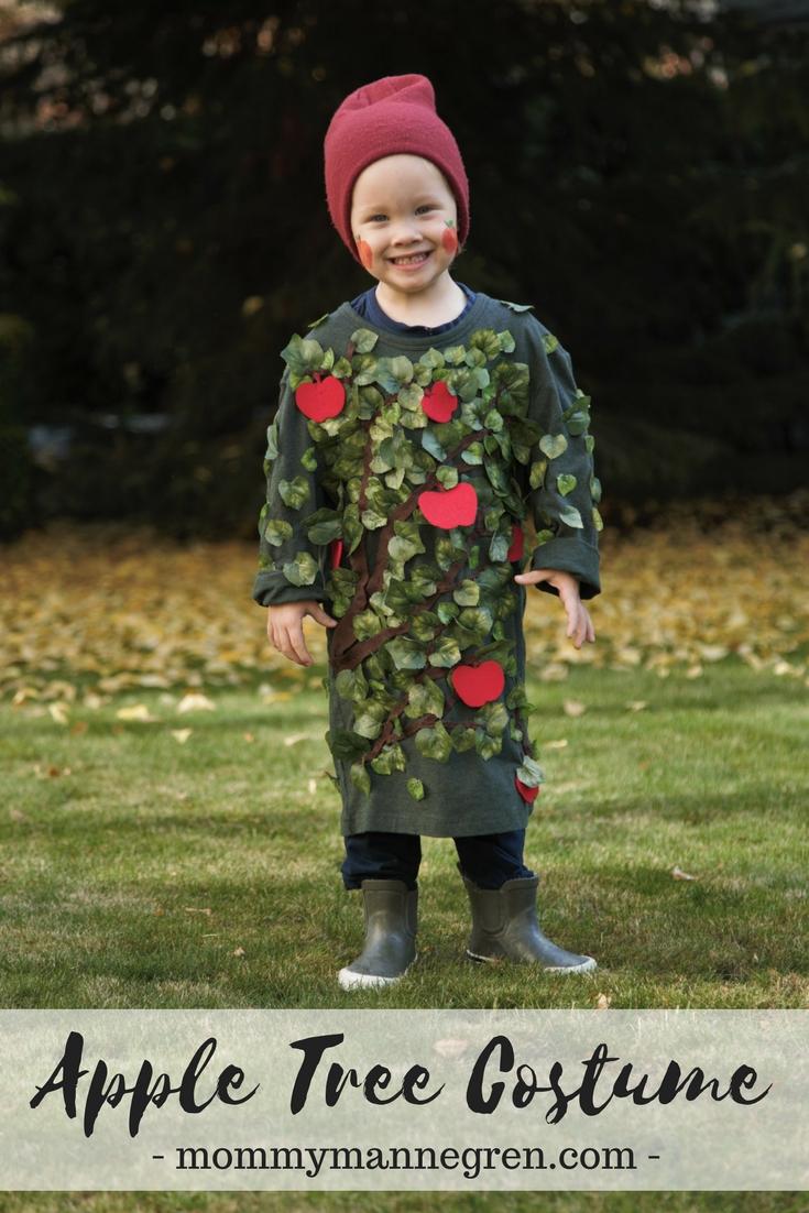 Apple Tree Costume