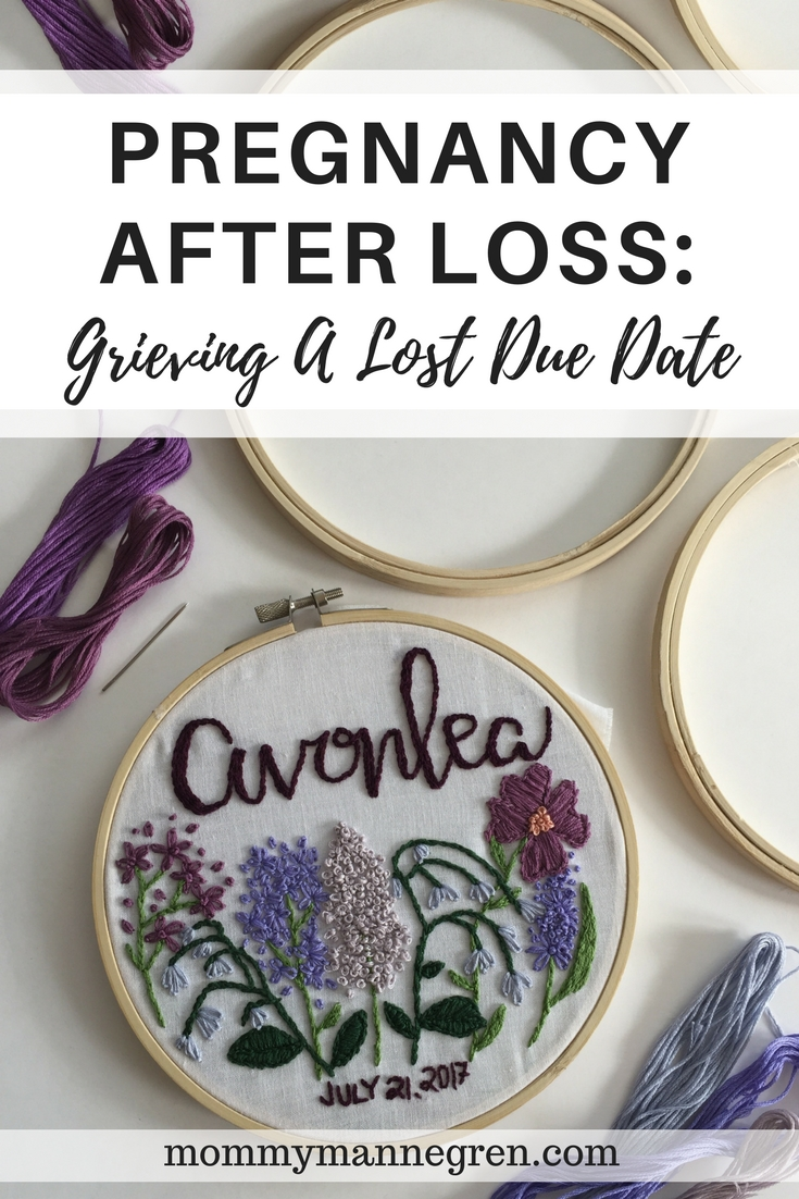 Pregnancy After Loss: Grieving a Lost Due Date