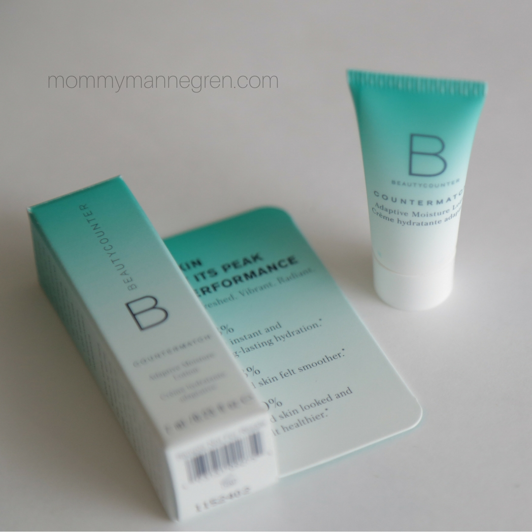 Adaptive Moisture Lotion Beautycounter Review