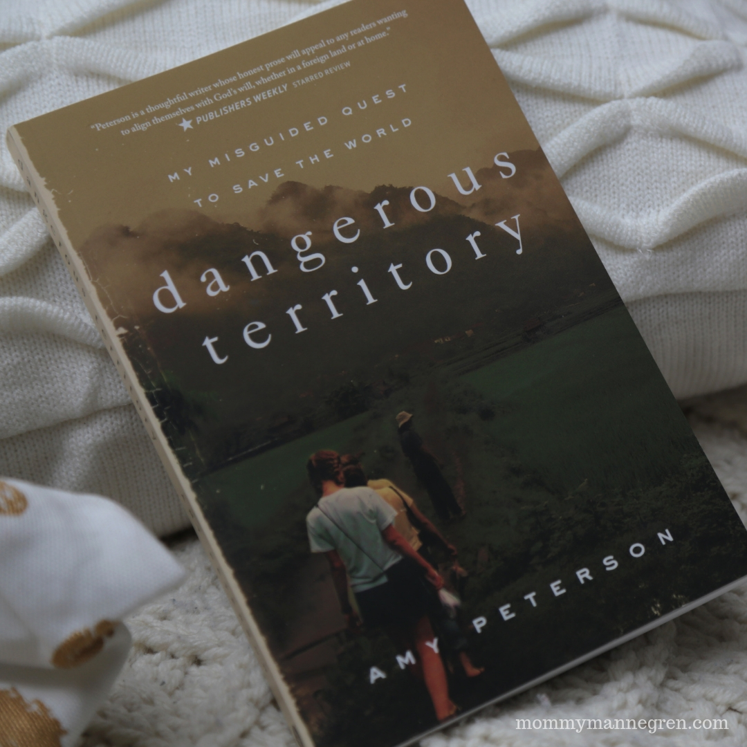 Dangerous Territory: Favourite Reads 2018