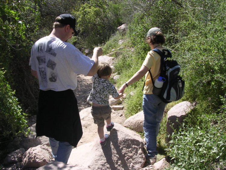 How Do I Turn my Foot-Dragging Child into a Real Hiker?