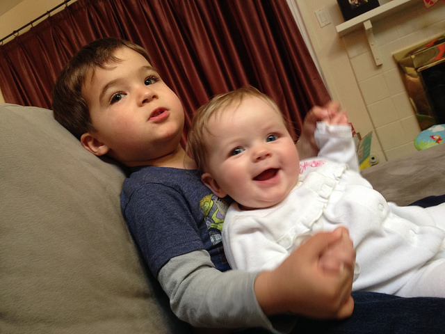 How Do I Help My Toddler Adjust to a New Sibling?