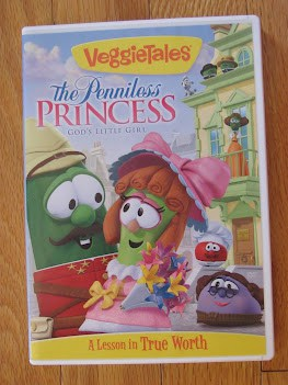 VeggieTales The Penniless Princess Giveaway US Only