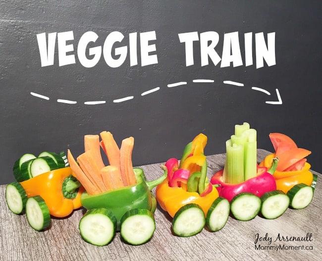 veggie-train