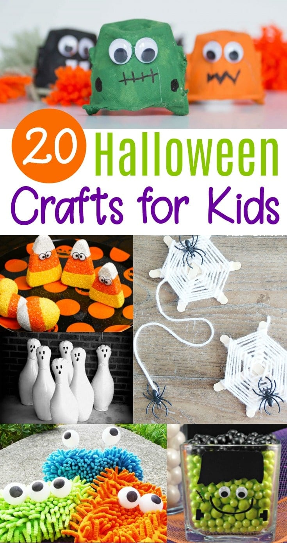 20 cute easy halloween