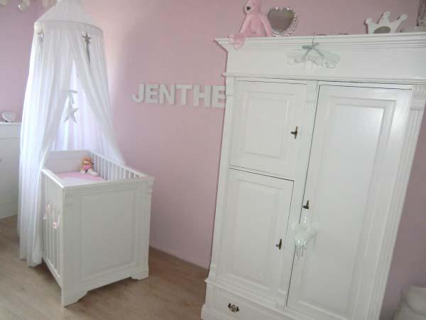 Binnenkijken Babykamers  Babykamer Jenthe  MommyOnlin