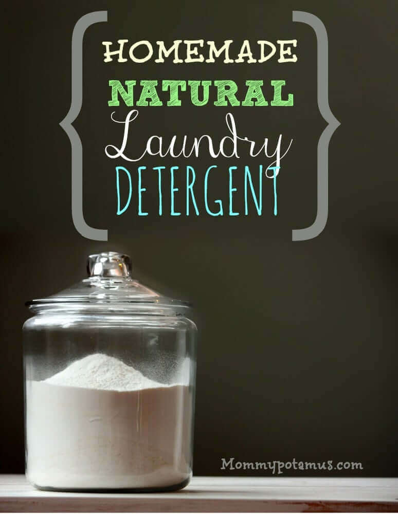 Laundry Soap And Laundry