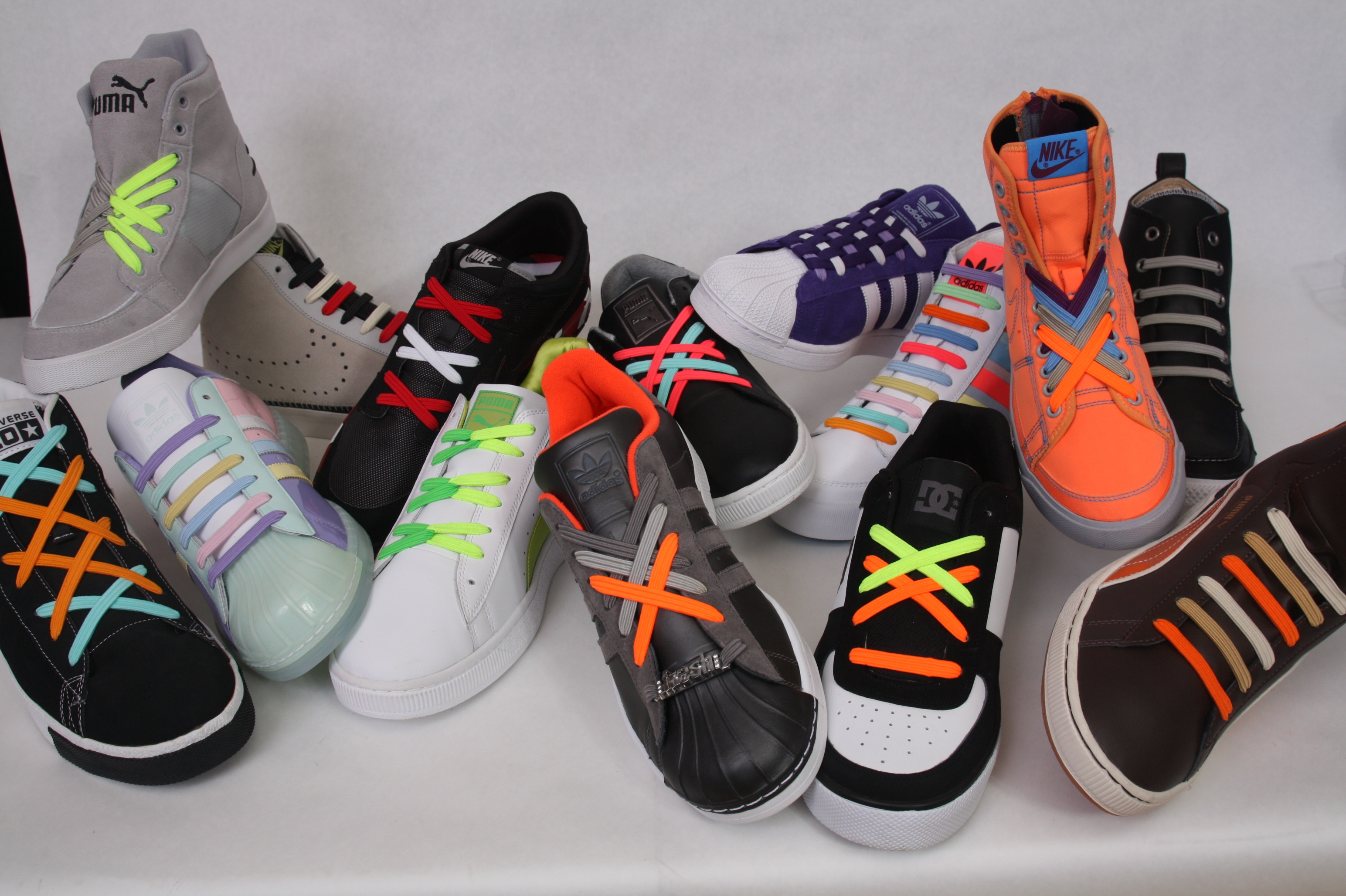 Classic U-Lace Customizing Lacing System Review & Giveaway ...