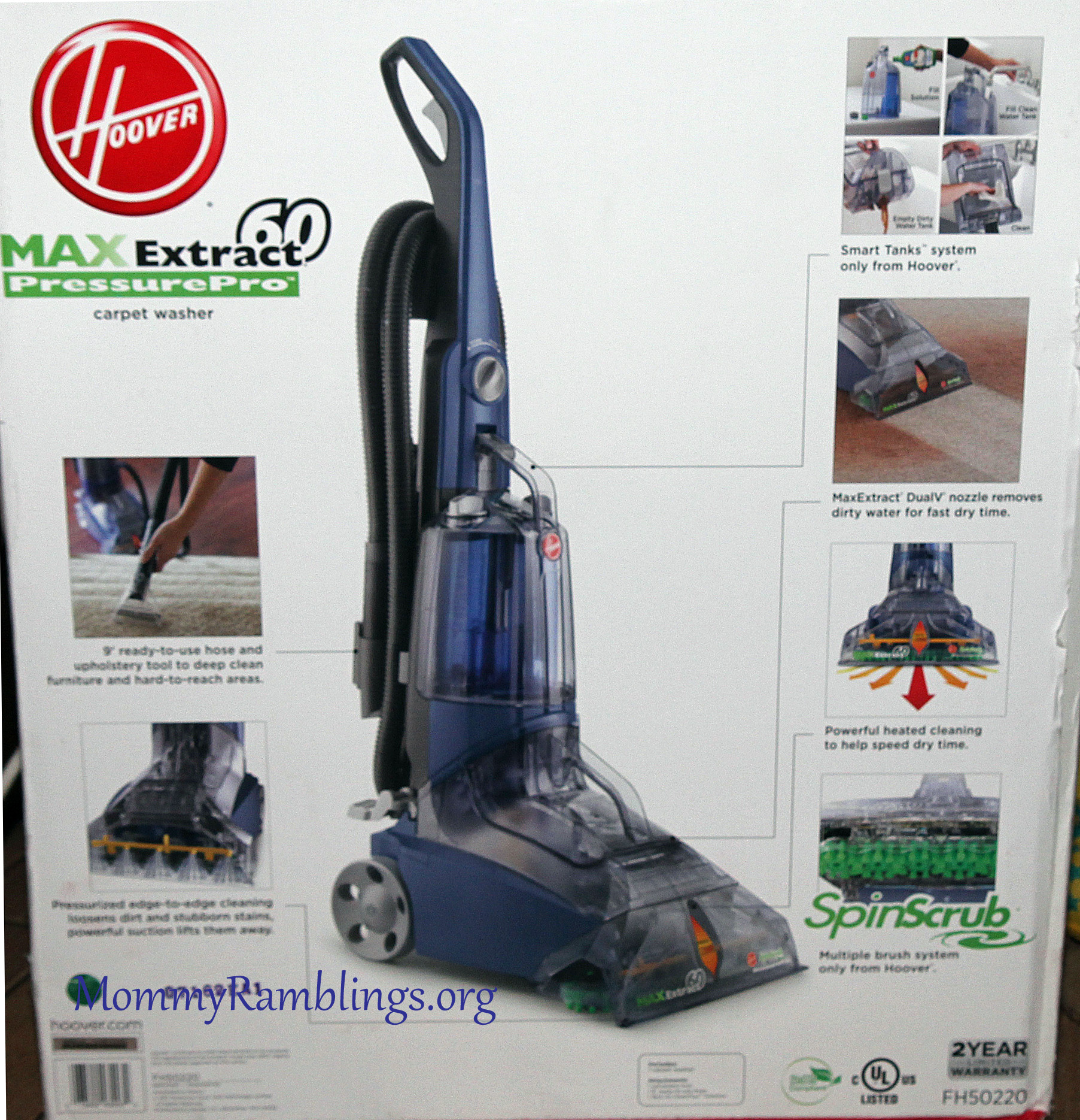 Max Extract 60 Pressure Pro Carpet Deep Cleaner Archives Mommy