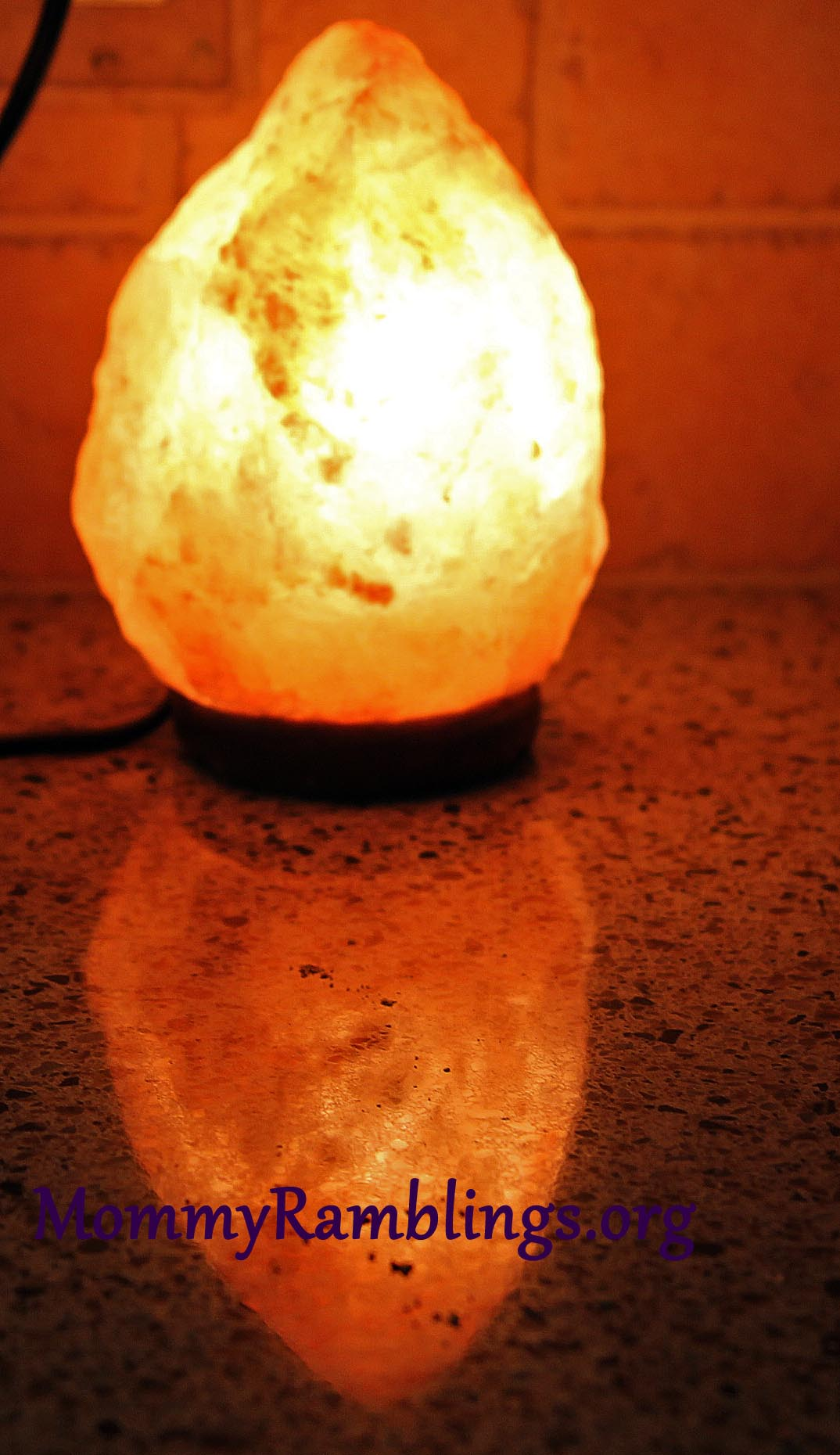 Himalayan Salt Shop, Salt Lamp Review and Giveaway!!! 15% Discount Code Added!!! Mommy Ramblings